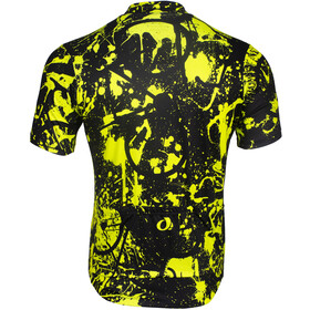 PEARL iZUMi Selected LTD Jersey Men, grafity road screaming yellow